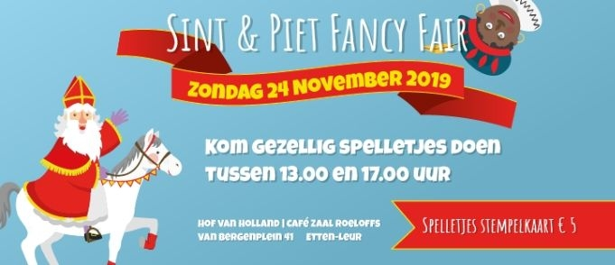 Sint & Piet Fancy Fair